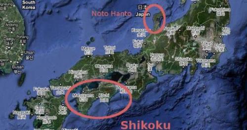 Surf - La vague de Kaifu filmée en drone au Japon