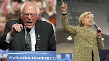 Bernie Sanders says Hillary Clinton is not qualified to be president