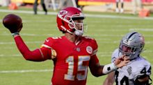 Kansas City Chiefs big favorites at rival Denver Broncos in Week 7