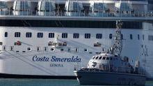 Coronavirus scare on Italian cruise sends Carnival crashing