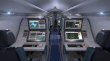 Luxury jet makers battle over lucrative spy plane niche