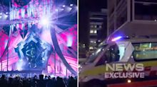 Man, 19, dies and three critical after suspected drug overdoses at dance party