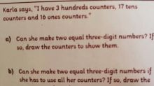 Mum baffled by question in 7-year-old son's maths homework