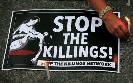 War on numbers: Philippines targets drug killing data