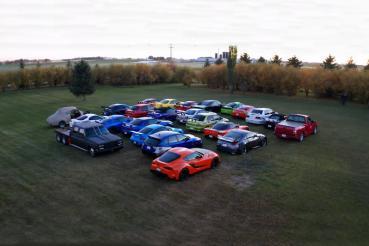玩命關頭鐵絲,收藏Charger、RX-7、Supra、EVO、GT-R等多達24輛電影車款