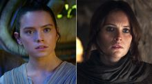 When Rey Met Jyn: Daisy Ridley Reveals What She and Fellow 'Star Wars' Star Felicity Jones Discussed Over Tea