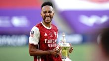Pierre-Emerick Aubameyang shows why he is Arsenal's talisman