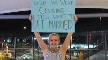 Aussie couple's hilarious airport pranks go viral
