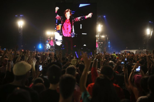 The Rolling Stones in Havana, Cuba