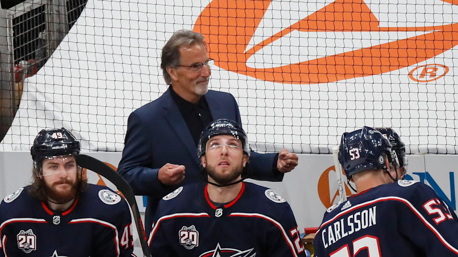 Tortorella done as Blue Jackets' coach