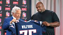 Vince Wilfork's son arrested for allegedly stealing his Super Bowl rings