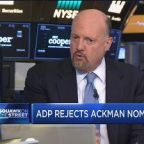 There's real issues with ADP: Jim Cramer
