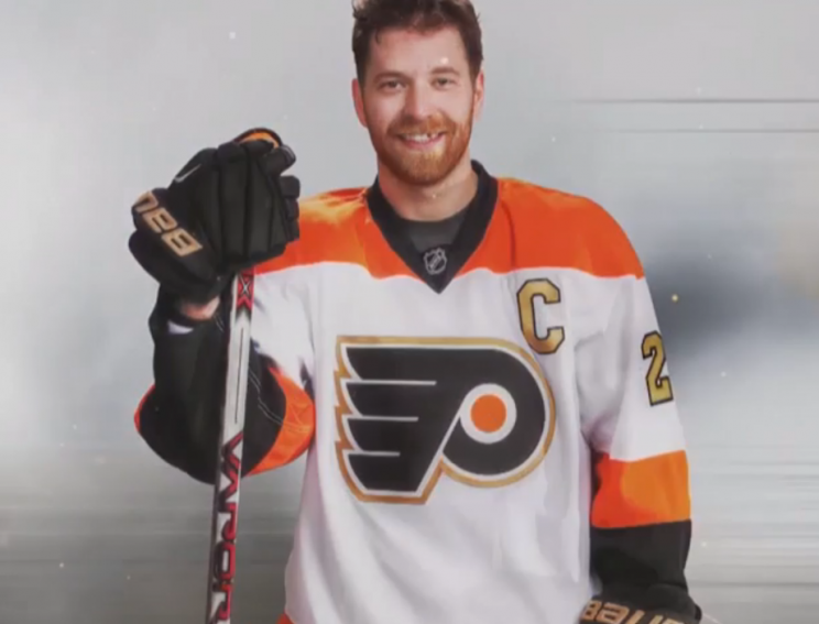 flyers new jersey 50th