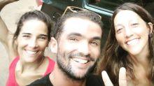 Playa y amor: el nuevo romance de Juana Viale, ¿está de novia con su profesor de surf?