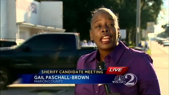 Committee to pick new candidate for Marion sheriff