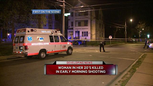 Young Woman Killed In Hartford Shooting