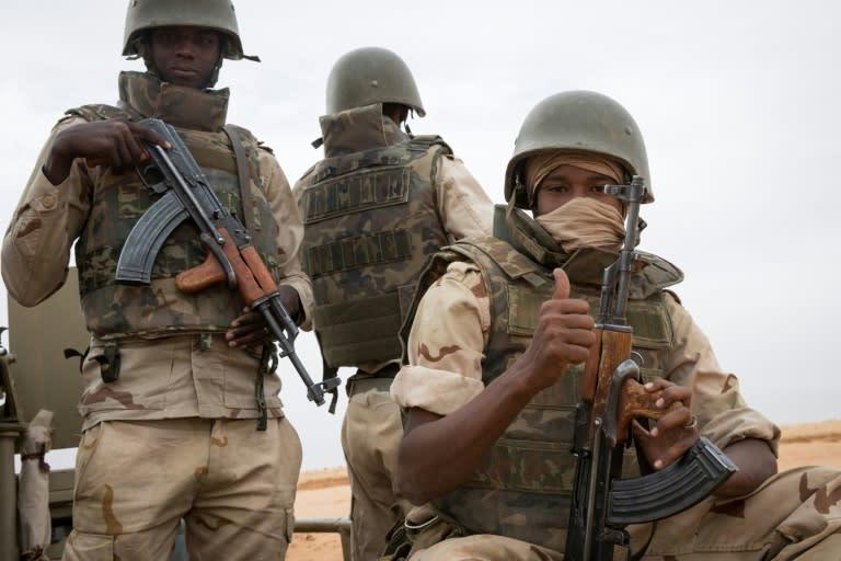 W.African summit to mull revamp of Sahel anti-terror effort