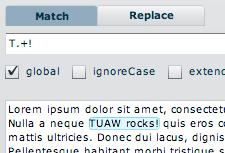 TUAW Tip: Regular Expressions for Beginners