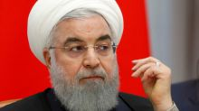 Iran's Rouhani says U.S. sanctions are 'terrorist act'