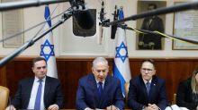 Israeli police resume interview of Netanyahu in corruption probe