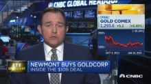 ETF Spotlight: Newmont buys Goldcorp