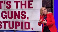 Samantha Bee Nails Key Problem With Trump, GOP's Mass Shooting Blame Game