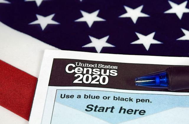 Facebook removes Trump campaign's 'census' ads