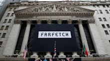 Farfetch plunges on earnings, $675M acquisition of New Guards Group