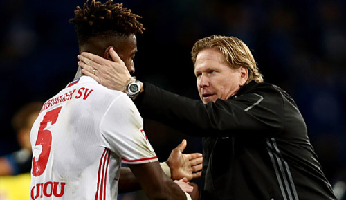 """Bundesliga: Djourou nach Rauswurf: """"Geht nicht spurlos an mir vorbei"""""""