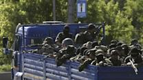Russia Urges Ukraine Peace Talks Amid Violence