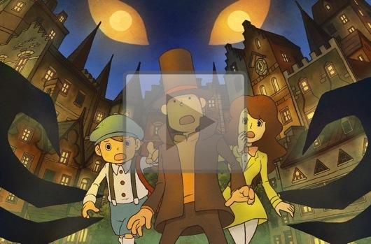 Professor Layton and the Last Specter coming to North America