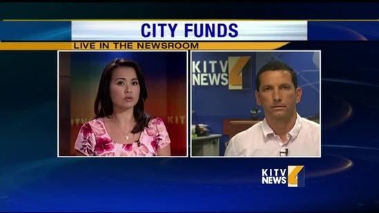 Fight over money for non-profit groups heats up at the City Council