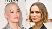 Natalie Portman Responds to Rose McGowan Diss: 'I Agree' I'm Not 'Brave'