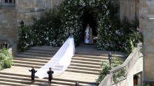 Erste Bilder: So umwerfend ist das Hochzeitskleid von Meghan Markle