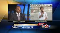 Blood drive held at Speedway