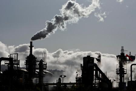 Corrected: Investors turn heat on Big Oil ahead of U.N. climate summit