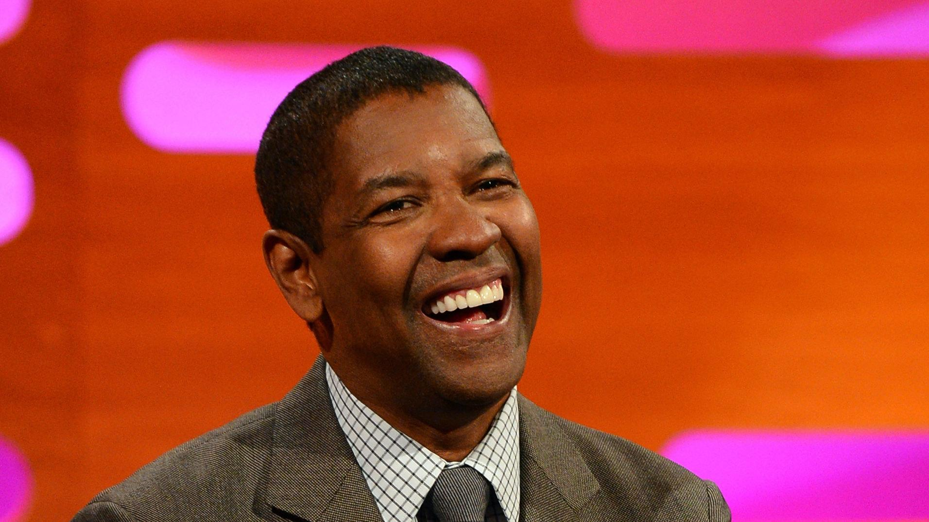 Denzel Washington 'safe' after firefighters called to his LA mansion over smoke