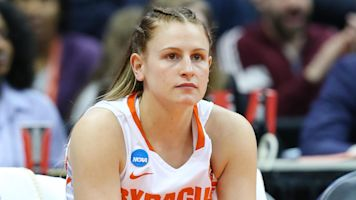 Potential WNBA pick 'officially cancer free'