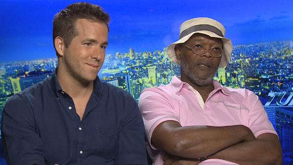 Ryan Reynolds and Samuel L. Jackson Get Revved Up For 'Turbo'