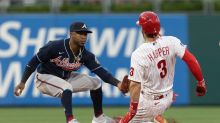 Phillies host Braves to continue NL East chase