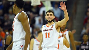 History doesn't repeat itself for No. 1 Virginia