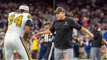 Sean Payton has the perfect response to Cam Jordan being late for practice
