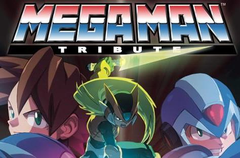 Fan art being accepted for Udon's Mega Man Tribute book