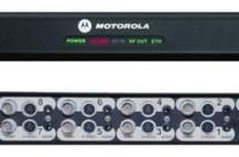 Motorola's QUE100 MicroEncoder lets analog sources and digital displays to play nice