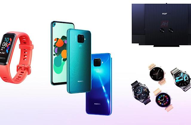Huge leak spoils Huawei's Mate 30 event