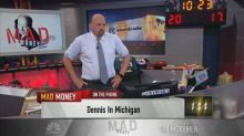 Cramer's lightning round: Sell O'Reilly Automotive on the...