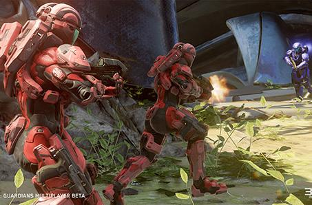 Halo 5 beta gets new maps, game type in week 2