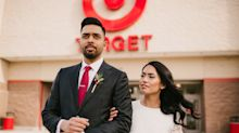 This Target Wedding Photo Shoot Is The Best Thing You'll See All Day