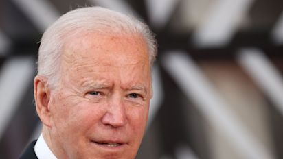 Joe Biden applauds NFL player for coming out