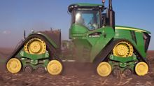 John Deere says farm sector shows 'early signs of stabilization'